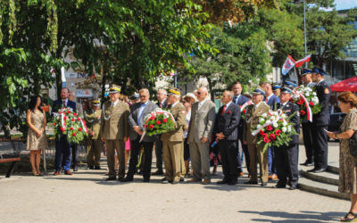 """99. rocznica """"Cudu nad Wisłą"""" oraz Święto Wojska Polskiego"""