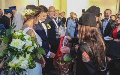 """Sakramentalne """"tak"""" – Przemysław i Aleksandra"""