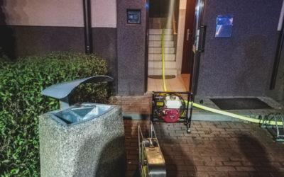 Przypalona potrawa w mieszkaniu – ul. Jagiellońska