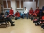 Ćwiczenia z ratownikami