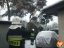 Intensywne opady śniegu - Legionowo