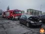 Kolizja 4. samochodów – ul. Zegrzyńska
