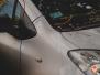 Konar drzewa na samochodach – ul. Norwida