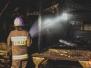 Pożar budynku w Jabłonnie – ul. Dworkowa