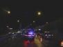 Zderzenie trzech samochodów – ul. Zegrzyńska